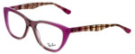 Ray-Ban Designer Eyeglasses RB5322-5489 in Pink-Gradient 51mm :: Custom Left & Right Lens