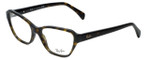 Ray-Ban Designer Eyeglasses RB5341-2012 in Havana 53mm :: Custom Left & Right Lens