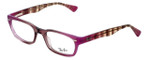 Ray-Ban Designer Eyeglasses RB5150-5489 in Pink-Gradient 50mm :: Rx Single Vision