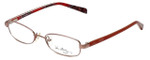 Vera Bradley Designer Eyeglasses Alexandra FSC in Frankly Scarlet 48mm :: Custom Left & Right Lens