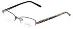 Vera Bradley Designer Eyeglasses Susie VLV in Purple 48mm :: Rx Bi-Focal