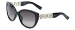 Christian Dior Designer Sunglasses Mystere AM3 in Black with Grey Gradient Lens