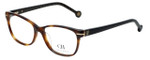 Carolina Herrera Designer Eyeglasses VHE635K-09AJ in Havana 53mm :: Progressive
