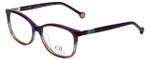Carolina Herrera Designer Eyeglasses VHE674K-0D78 in Purple-Fade 53mm :: Progressive