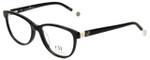 Carolina Herrera Designer Eyeglasses VHE678K-0700 in Black 52mm :: Progressive