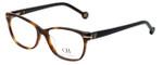 Carolina Herrera Designer Eyeglasses VHE635K-09AJ in Havana 53mm :: Rx Bi-Focal
