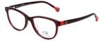 Carolina Herrera Designer Eyeglasses VHE678K-0V01 in Purple 52mm :: Rx Bi-Focal