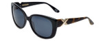 Corinne McCormack Designer Sunglasses Montauk in Black 56mm