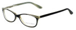 Corinne McCormack Designer Eyeglasses West End in Black 52mm :: Custom Left & Right Lens