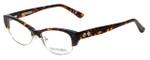 Corinne McCormack Designer Eyeglasses Delancey in Tortoise 53mm :: Rx Single Vision