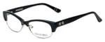 Corinne McCormack Designer Eyeglasses Delancey in Black 53mm :: Progressive