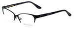 Corinne McCormack Designer Eyeglasses Gramercy in Black 52mm :: Progressive