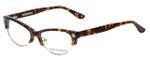Corinne McCormack Designer Eyeglasses Monroe in Tortoise 53mm :: Progressive