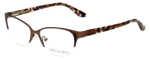 Corinne McCormack Designer Eyeglasses Gramercy in Brown 52mm :: Rx Bi-Focal