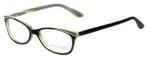 Corinne McCormack Designer Eyeglasses West End in Black 52mm :: Rx Bi-Focal