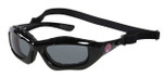 Harley-Davidson Designer Sunglasses HDS-PK01-BLK3 in Black with Grey Lens