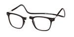 Clic Magnetic Eyewear Regular Fit Manhattan in Black :: Rx Single Vision