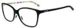Oakley Designer Eyeglasses Finesse OX1126-0354 in Black 54mm :: Custom Left & Right Lens