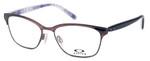 Oakley Designer Eyeglasses Intercede OX3179-0352 in Blackberry 52mm :: Custom Left & Right Lens