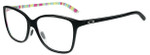 Oakley Designer Eyeglasses Finesse OX1126-0354 in Black 54mm :: Rx Single Vision