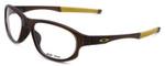 Oakley Designer Eyeglasses Crosslink OX8048-0354 in Bark 54mm :: Rx Single Vision