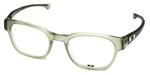 Oakley Designer Eyeglasses Cloverleaf OX1078-0751 in Satin-Olive 51mm :: Progressive