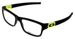 Oakley Designer Eyeglasses Marshal OX8034-0553 in Satin-Black 53mm :: Rx Bi-Focal