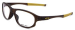 Oakley Designer Eyeglasses Crosslink OX8048-0354 in Bark 54mm :: Rx Bi-Focal