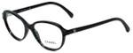 Chanel Designer Eyeglasses 3316-1516 in Black 52mm :: Custom Left & Right Lens
