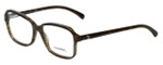 Chanel Designer Eyeglasses 3317-1514-52mm in Brown-Stripe 52mm :: Custom Left & Right Lens