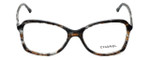 Chanel Designer Eyeglasses 3336-1521 in Brown-Black 52mm :: Custom Left & Right Lens