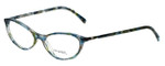 Chanel Designer Eyeglasses 3337-1522 in Blue-Green 53mm :: Custom Left & Right Lens