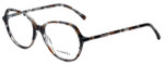 Chanel Designer Eyeglasses 3338-1521-53mm in Black-Brown 53mm :: Custom Left & Right Lens