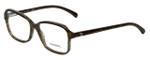 Chanel Designer Eyeglasses 3317-1514-52mm in Brown-Stripe 52mm :: Rx Single Vision
