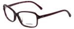 Chanel Designer Eyeglasses 3317A-1517 in Wine 54mm :: Rx Single Vision