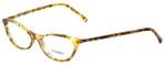 Chanel Designer Eyeglasses 3337-1523 in Yellow-Brown 53mm :: Rx Single Vision