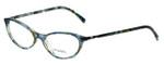 Chanel Designer Eyeglasses 3337-1522 in Blue-Green 53mm :: Rx Single Vision