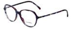 Chanel Designer Eyeglasses 3338A-1491 in Purple-Navy 53mm :: Rx Single Vision