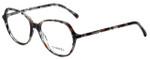 Chanel Designer Eyeglasses 3338-1521-53mm in Black-Brown 53mm :: Rx Bi-Focal