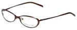Adrienne Vittadini Designer Eyeglasses AV6040-171 in Rose 53mm :: Custom Left & Right Lens