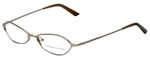 Adrienne Vittadini Designer Eyeglasses AV6059-197 in Gold 50mm :: Rx Single Vision