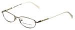 Adrienne Vittadini Designer Eyeglasses AV6069-174 in Silver 51mm :: Rx Single Vision