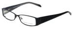 Adrienne Vittadini Designer Eyeglasses AV6076-215S in Black 50mm :: Rx Single Vision