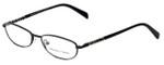 Adrienne Vittadini Designer Eyeglasses AV6069-215 in Black 51mm :: Progressive
