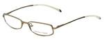 Adrienne Vittadini Designer Eyeglasses AV6036-159 in Silver 50mm :: Rx Bi-Focal