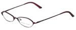 Adrienne Vittadini Designer Eyeglasses AV6059-198 in Plum 50mm :: Rx Bi-Focal