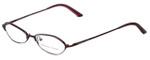 Adrienne Vittadini Designer Reading Glasses AV6059-198 in Plum 50mm