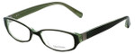 Vera Wang Designer Eyeglasses V001 in Forest 49mm :: Rx Single Vision