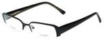 Vera Wang Designer Eyeglasses V013 in Black 51mm :: Rx Single Vision