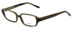 Vera Wang Designer Eyeglasses Soliloquy in Olive 51mm :: Progressive